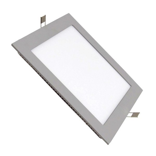 Downlight LED SuperSlim Cuadrado 12cm 6W Diseño