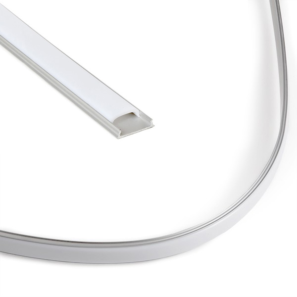 Perfil Aluminio FLEXIBLE Tira LED